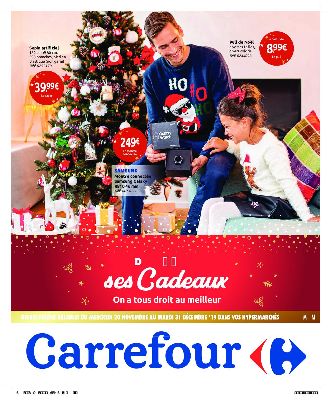 Carrefour Dépliant Du 20112019 Au 31122019 Page 1